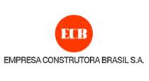 logotipo ecb empresa construtora brasil