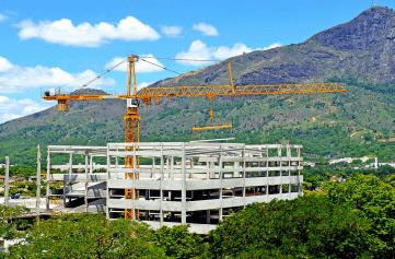 tower crane liebherr