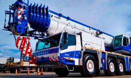 tadano mobile crane atf 220g-5