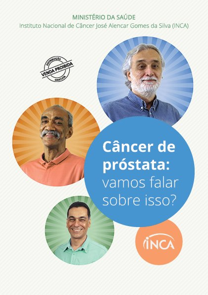 cartilha instituto nacional do câncer 2019